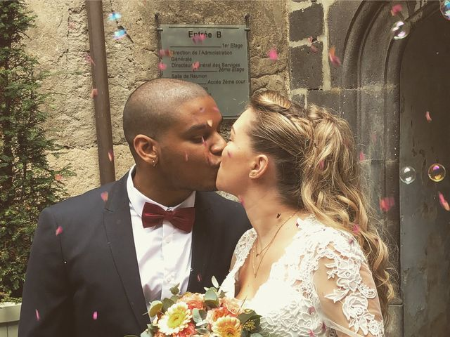 Le mariage de Mélanie  et Teddy