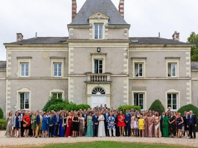 Le mariage de François et Emilie à Le Pouliguen, Loire Atlantique 37