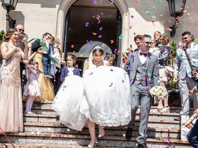 Le mariage de Umberto et Clara à Coubron, Seine-Saint-Denis 14