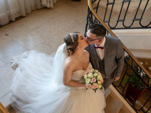 Le mariage de Umberto et Clara à Coubron, Seine-Saint-Denis 16