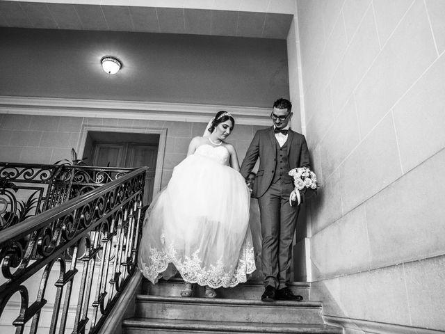 Le mariage de Umberto et Clara à Coubron, Seine-Saint-Denis 17