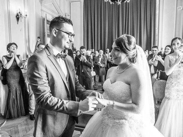 Le mariage de Umberto et Clara à Coubron, Seine-Saint-Denis 20