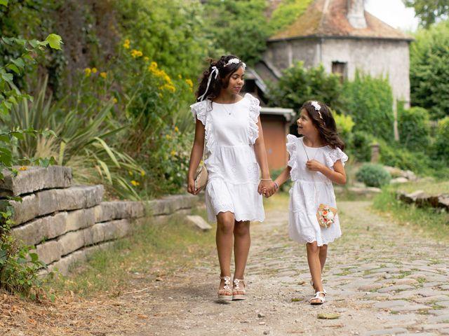 Le mariage de Julien et Nadège à Goussainville, Val-d'Oise 12
