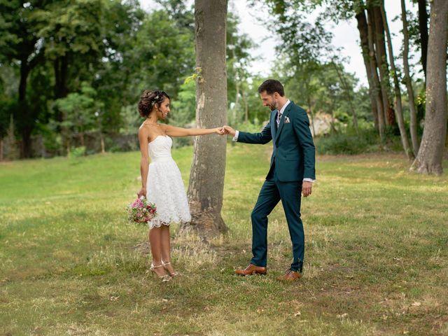 Le mariage de Julien et Nadège à Goussainville, Val-d'Oise 14
