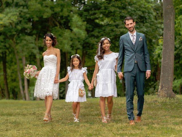 Le mariage de Julien et Nadège à Goussainville, Val-d'Oise 16