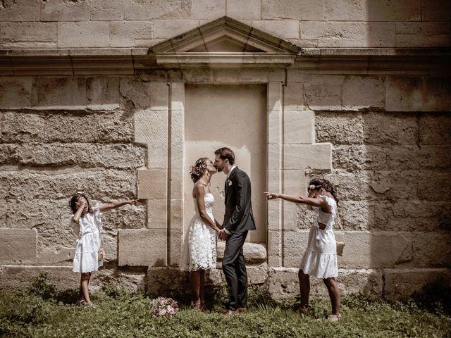 Le mariage de Julien et Nadège à Goussainville, Val-d'Oise 17