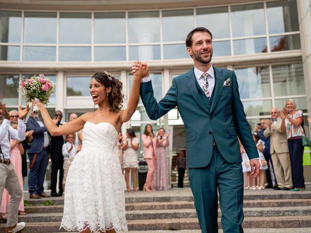 Le mariage de Julien et Nadège à Goussainville, Val-d'Oise 21