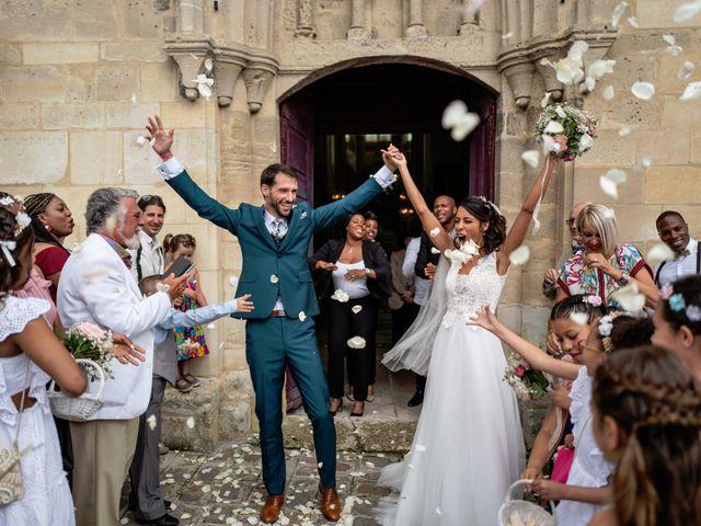 Le mariage de Julien et Nadège à Goussainville, Val-d'Oise 26