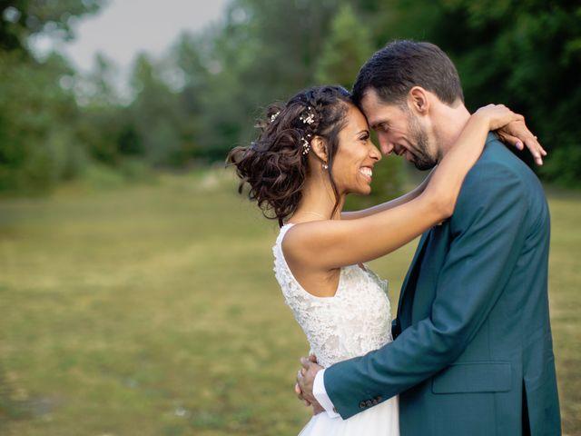 Le mariage de Julien et Nadège à Goussainville, Val-d'Oise 33