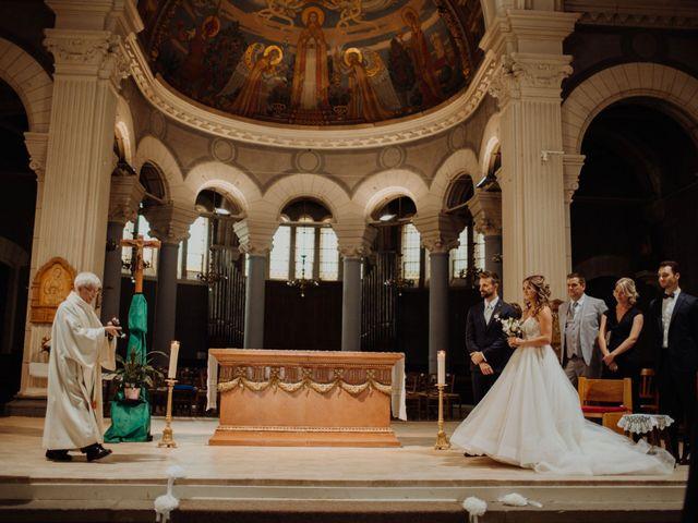 Le mariage de Julien et Clelia à Lyon, Rhône 4