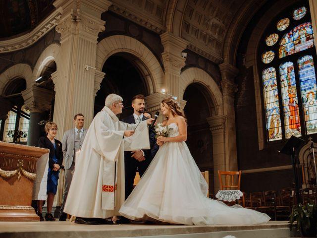 Le mariage de Julien et Clelia à Lyon, Rhône 9
