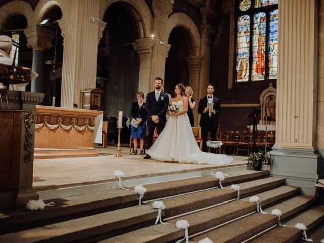 Le mariage de Julien et Clelia à Lyon, Rhône 10