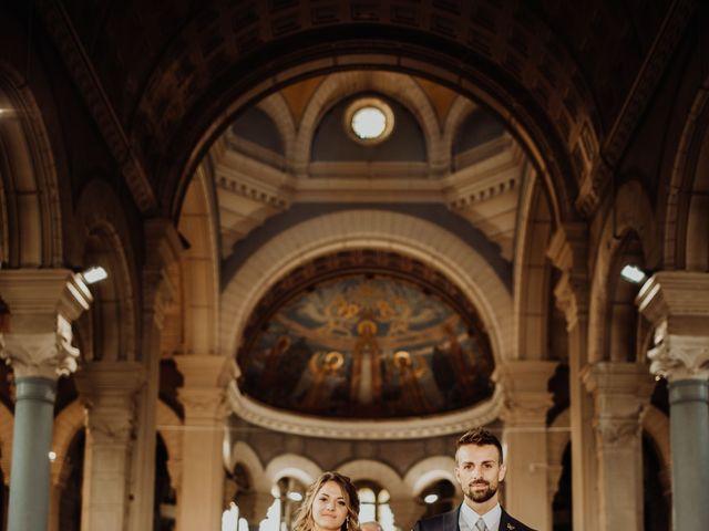 Le mariage de Julien et Clelia à Lyon, Rhône 12
