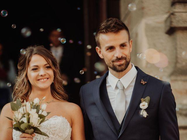 Le mariage de Julien et Clelia à Lyon, Rhône 16