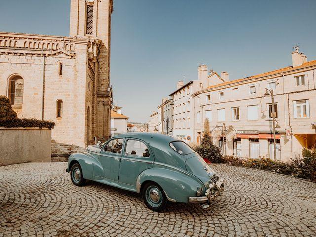 Le mariage de Julien et Clelia à Lyon, Rhône 18