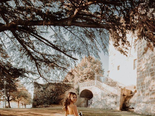 Le mariage de Julien et Clelia à Lyon, Rhône 27
