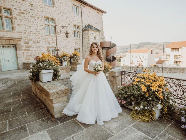 Le mariage de Julien et Clelia à Lyon, Rhône 37
