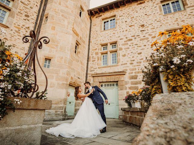 Le mariage de Julien et Clelia à Lyon, Rhône 41