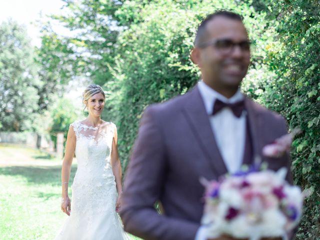 Le mariage de Aziz et Virginie à Chevannes, Yonne 13
