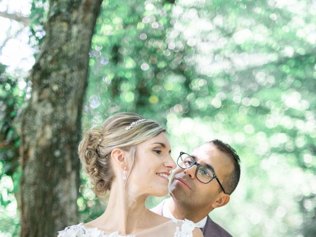 Le mariage de Aziz et Virginie à Chevannes, Yonne 14