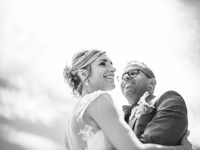Le mariage de Aziz et Virginie à Chevannes, Yonne 16