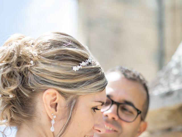 Le mariage de Aziz et Virginie à Chevannes, Yonne 17