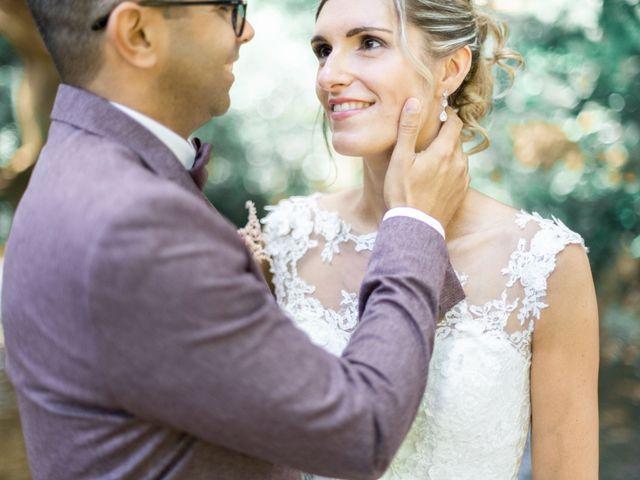 Le mariage de Virginie et Aziz