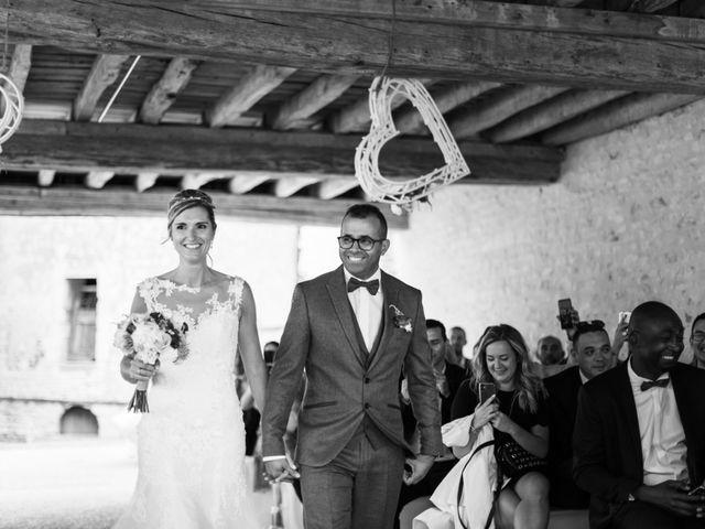 Le mariage de Aziz et Virginie à Chevannes, Yonne 21