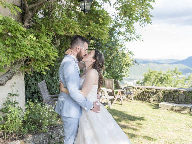Le mariage de Jonathan et Elodie à Lyas, Ardèche 8