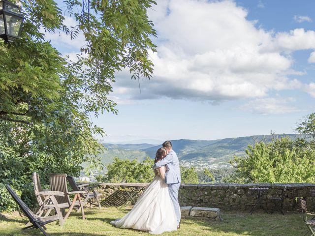 Le mariage de Jonathan et Elodie à Lyas, Ardèche 10