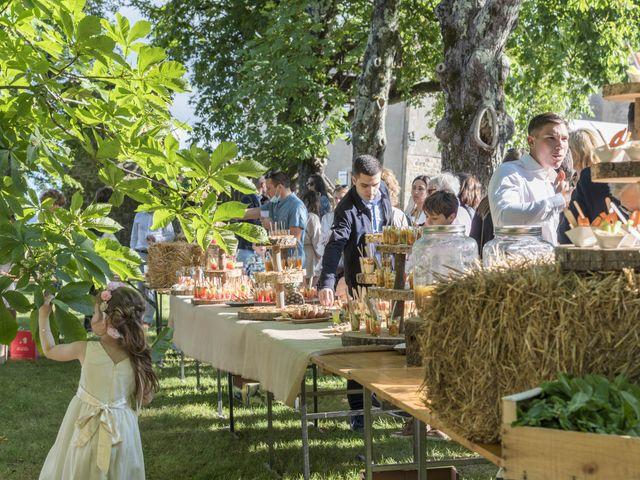 Le mariage de Jonathan et Elodie à Lyas, Ardèche 11