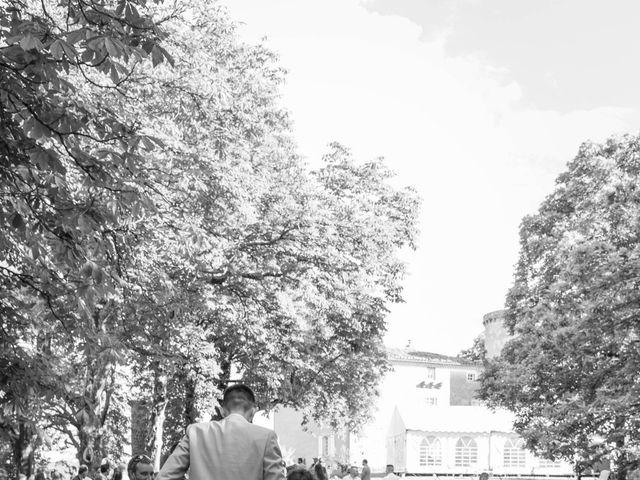 Le mariage de Jonathan et Elodie à Lyas, Ardèche 12