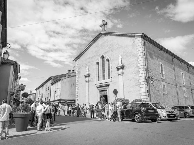 Le mariage de Jonathan et Elodie à Lyas, Ardèche 17