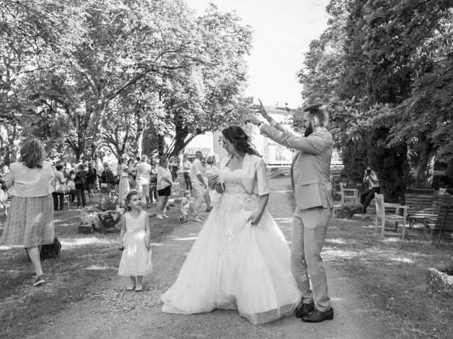 Le mariage de Jonathan et Elodie à Lyas, Ardèche 19