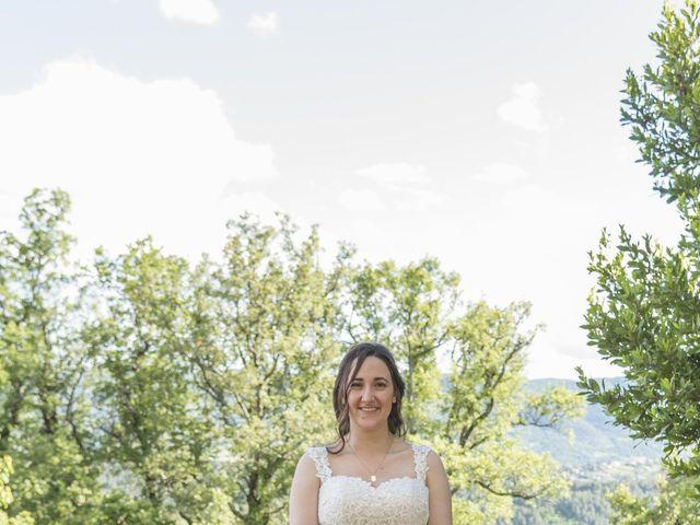 Le mariage de Jonathan et Elodie à Lyas, Ardèche 27