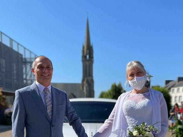 Le mariage de Olivier et Christelle à Plouigneau, Finistère 4