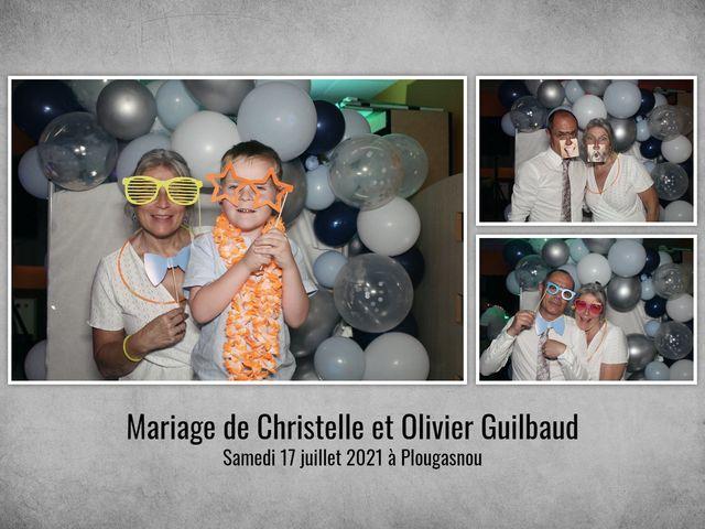 Le mariage de Olivier et Christelle à Plouigneau, Finistère 1