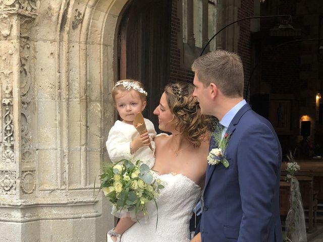 Le mariage de Bina et Salomé à Tilloloy, Somme 5