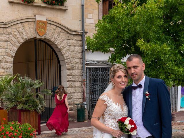 Le mariage de Cyril et Aurore à Vimoutiers, Orne 5