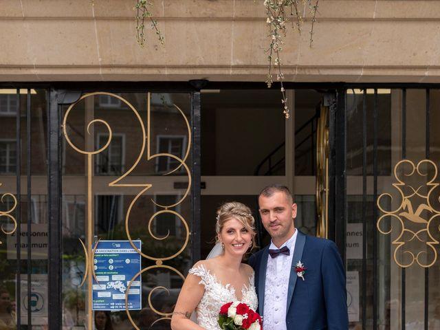 Le mariage de Cyril et Aurore à Vimoutiers, Orne 6