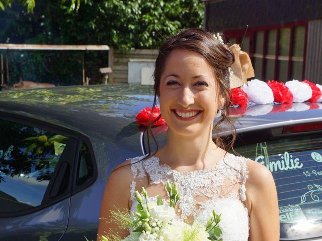Le mariage de Vincent et Emilie à La Malhoure, Côtes d'Armor 3