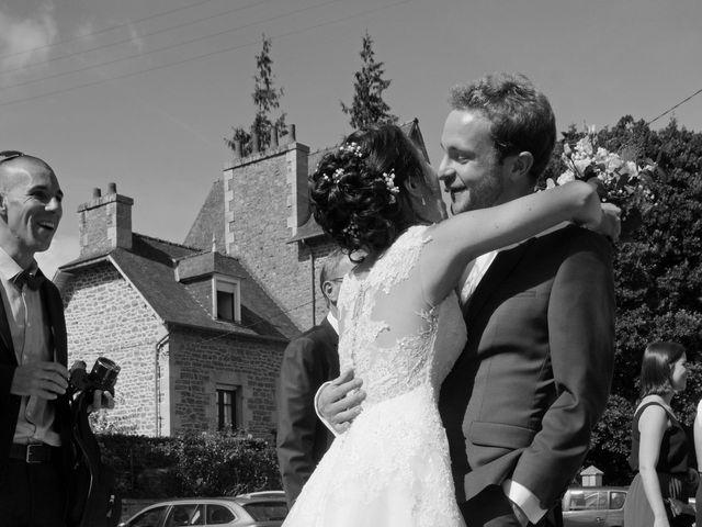Le mariage de Vincent et Emilie à La Malhoure, Côtes d'Armor 4
