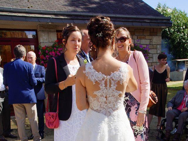 Le mariage de Vincent et Emilie à La Malhoure, Côtes d'Armor 5