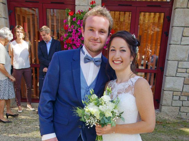 Le mariage de Vincent et Emilie à La Malhoure, Côtes d'Armor 6