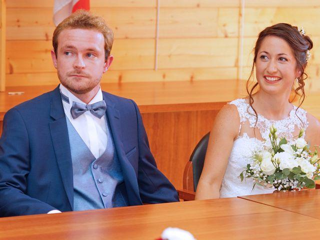 Le mariage de Vincent et Emilie à La Malhoure, Côtes d'Armor 1