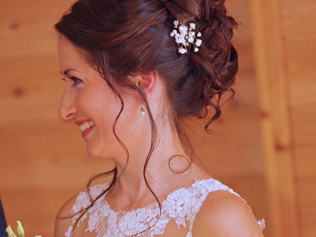Le mariage de Vincent et Emilie à La Malhoure, Côtes d'Armor 8