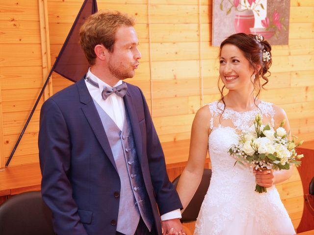 Le mariage de Vincent et Emilie à La Malhoure, Côtes d'Armor 2