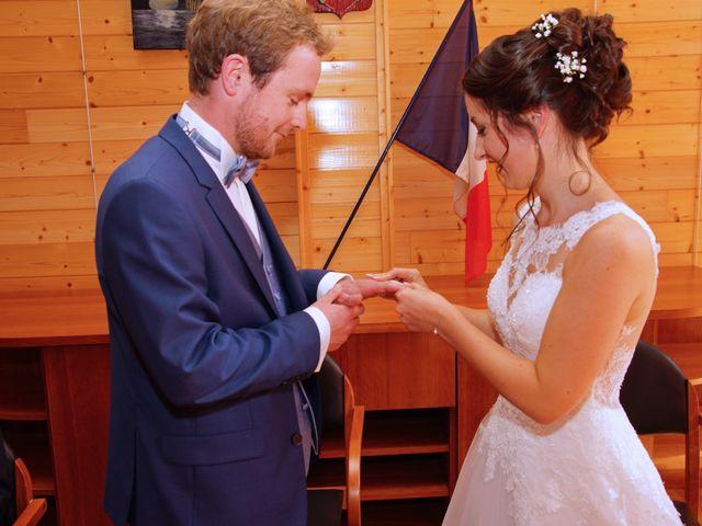 Le mariage de Vincent et Emilie à La Malhoure, Côtes d'Armor 9