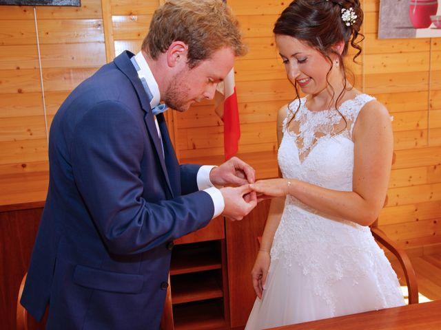 Le mariage de Vincent et Emilie à La Malhoure, Côtes d'Armor 10