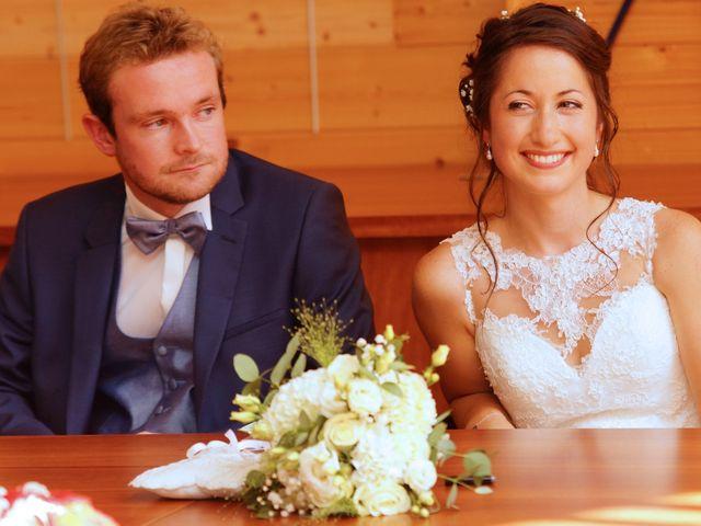Le mariage de Vincent et Emilie à La Malhoure, Côtes d'Armor 11